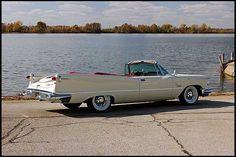 1958 Chrysler Imperial Crown Convertible presented as lot S146 at Kansas City, MO 2011 - image2