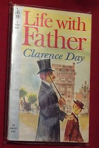 1959 Pocket Book Life With Father BY Clarence DAY | eBay