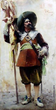 Period: Charles I of England - Imperial troop, Thirty Years War