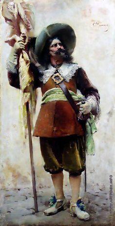 Imperial troop, Thirty Years War