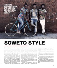 I See a Different You - SCENE Magazine | Food and the Fabulous News South Africa, African Life, Feature Article, Street Smart, Different, Scene, Magazine, Portrait, Image
