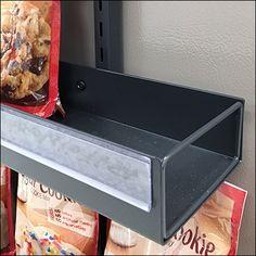 Magnettach Magnetic Display Shelf Details