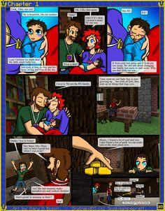SkyArmy Origins Chapter 1 - 33 by TomBoy-Comics