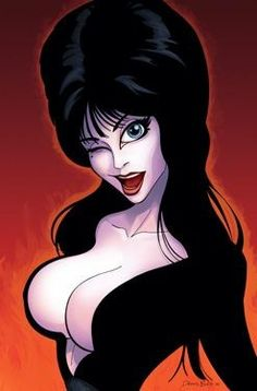 Sexy Elvira Mistress of the Dark - Bing images Jessica Rabbit, Horror Art, Horror Movies, Cassandra Peterson, Chica Cool, Classic Monsters, Sexy Cartoons, Halloween Horror, Gothic Girls