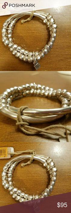 Uno de 50 Authentic Tandem Bracelet Silver uno de 50 Jewelry Bracelets