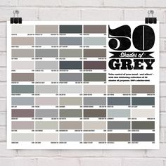 "50 (literal) Shades of Grey - ""This item has better Amazon reviews than the book."""