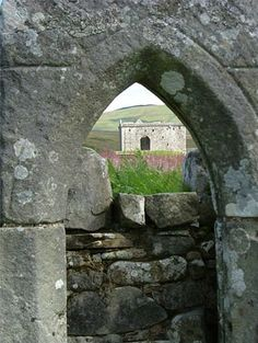 Hermitage Castle, Scotland, one of the locations for the film Mary Queen of Scots