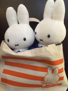 Miffy Bunny Toys, Bunnies, Female Rabbit, Pokemon, Baby Girl Announcement, Miffy, Rabbit Art, Little Birds, Kawaii Cute
