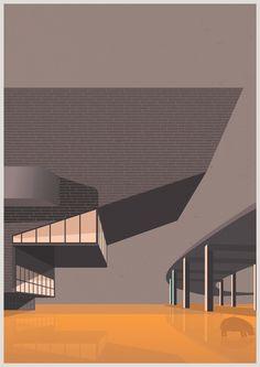 Edificio Disseny Hub, MBM Arquitectes. ARCHIZOO BCN - federico babina