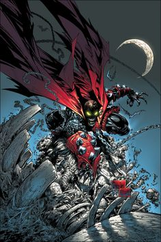 SPAWN.COM >> COMICS >> SPAWN >> MONTHLY SERIES >> ISSUE 112