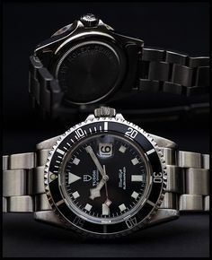 Timekeeping Icon Tudor Submariner