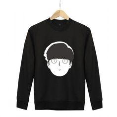 Kageyama Shigeo Anime Japanese Mob Psycho 100 Sweatshirt Hoodie Cosplay Costume  #Unbranded