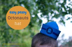Easy Peasy Octonauts Hat and Costume