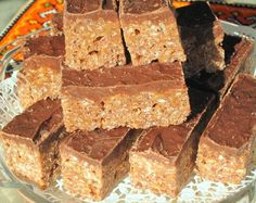 Chocolate Scotcheroos – Recipe