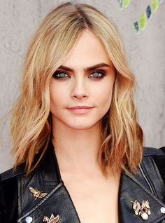 Cara Delevingne Just Got A Dainty Tattoo That Slytherins Will Love+#refinery29