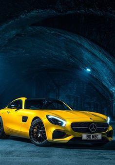 Mercedes AMG GT....