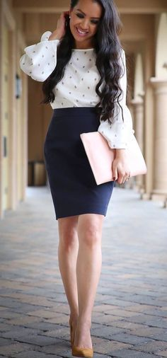 #winter #outfits white and blue midi dress shirt #womenoutfits