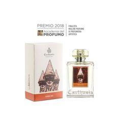 Niszowe perfumy marki Carthusia - Terra Mia (perfumy kawowe i orzechowe z jaśminem, różą, neroli, czerwonym pieprzem i wanilią)