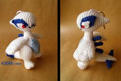 Dragonair Amigurumi Pattern : 1000+ images about Crochet on Pinterest Pokemon ...