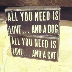 -Love & Animals