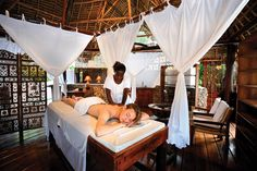 Relax your mind, body and soul in the Mvua African Rain SPA of Diamonds Mapenzi Beach! Zanzibar Hotels, Mobile Massage, Spa Center, Wellness Spa, Resort Spa, Hotels And Resorts, Tanzania, Relax, African