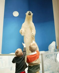 Indianapolis Children's Museum voted number 1 children's museum in nation by Trekaroo.