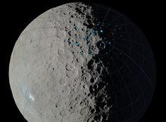 #Luneta 39: Maior asteroide do Sistema Solar já foi um mundo aquático