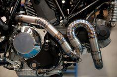 Ducati SportClassic #fmprojects #exhaust