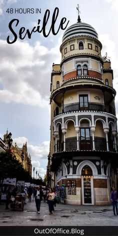 48 Hours in Seville Spain, Two Day Itinerary Backpacking Spain, Spain Culture, Spain Travel Guide, Spain Holidays, Seville Spain, European Destination, Andalucia, Where To Go, Day Trips
