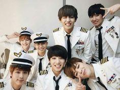 Its true, women do like men in uniform. ♥♥♥