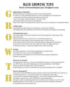 #HAIR GROWTH tips '333