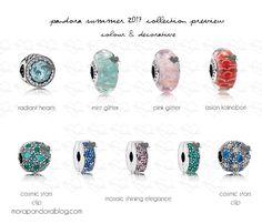 Pandora Summer 2017 Colour