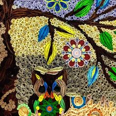 Fantasy Quilling 3 - by: Maya DelValle-The World of Quilling