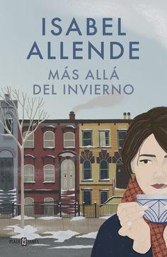 Ya puedes reservar: 'Más allá del invierno' , la esperada nueva novela de Isabel Allende.