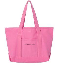The Philanthro(pink) Bag