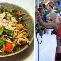Cooking with Corbin: Training Day Thai