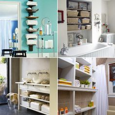 #Organize: Which one is the perfect solution for the #bathroom? #DIY #social #woman #home #mom
