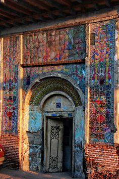 Historical Bath house, Rasht, Guilan, Iran