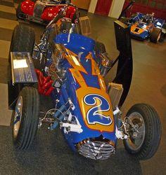 Johnny Lightning Dirt Car