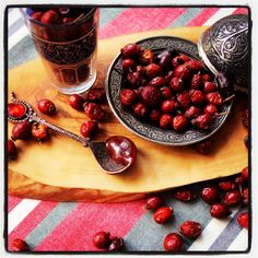 RECIPE: Rosehip Jam  http://www.chelseagreen.com/content/recipe-its-the-perfect-time-for-rosehip-jam/