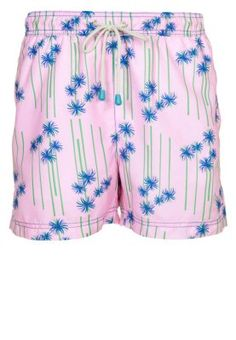 Oiler & Boiler - PALMS - Swimming shorts - pink