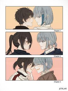 Manhwa Manga, Manga Anime, Anime Art, Image Manga, Gay Art, Anime Ships, Webtoon, Chibi, Images