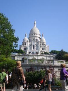 Sacre-Coeur (Paris, France)