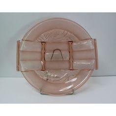 Patera - talerz Art Deco, Huta Niemen