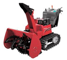 Honda Two Stage Self Propelled, Infinitely Variable Hydrostatic Track Drive Snowblower w/ Electric Start Landscaping Equipment, Gift Guide For Men, Honda S, Mens Gear, Small Engine, Home Repair, Cool Gadgets, Outdoor Power Equipment, Gears