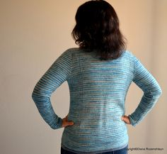 Ravelry: Casual Friday pattern by Diana Rozenshteyn