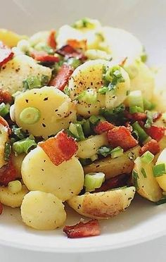 German potato salad - just like my mother-in-law's (finally cracking the code)