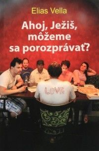 Ahoj, Ježiš, môžeme sa porozprávať? (recenzia) - Obyčajné večerné posedenie piatich vysokoškolákov v obľúbenej pizzerii, sa stáva neobyčajným v momente, keď si k nim prisadne neznámy mladík. Sympaťák v rifliach a tričku s nápisom LÁSKA, je totiž sám JEŽIŠ.
