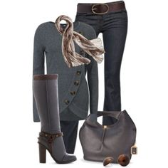 79 Elegant Fall & Winter Outfit Ideas 2016