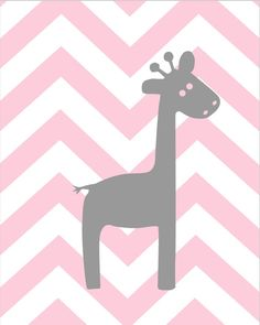 Pink and Gray Nursery Gray Nursery Always Remember por karimachal